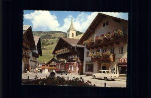Wagrain Salzburg Hoehenluftkurort Kat. Wagrain