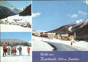 Kartitsch Winter Ski Kat. Kartitsch