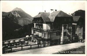 Goesing Hotel Mariazellerbahn