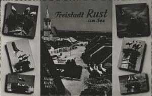 Rust Burgenland Neusiedlersee Kat. Rust