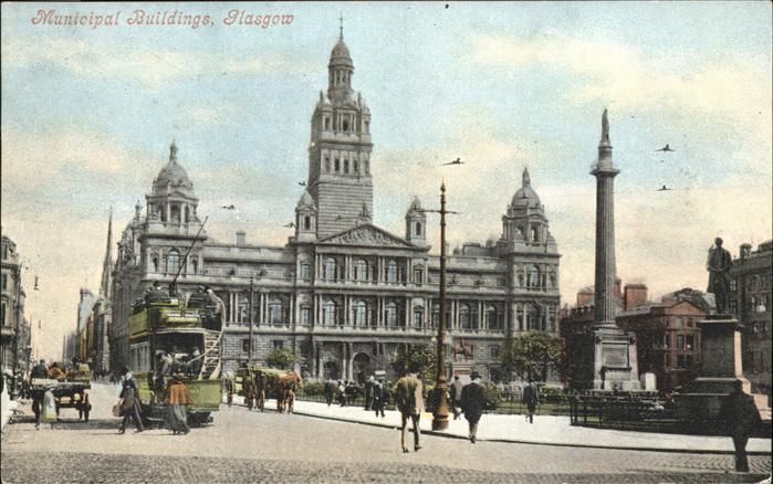 Glasgow  Kat. Glasgow City