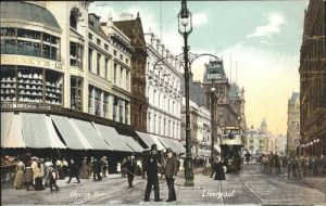 Liverpool Church Street Kat. Liverpool