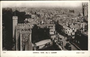 Cardiff Wales General View / Cardiff /Cardiff and Vale of Glamorgan