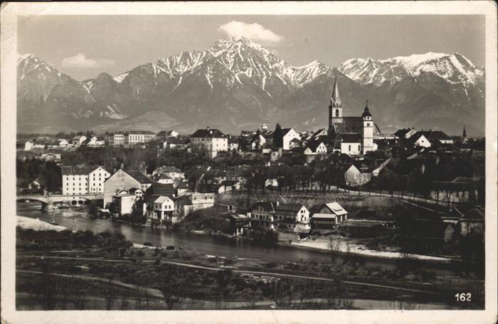 Krainburg Kranj Steiner Alpen
