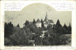 Hollenegg Schloss  Kat. Hollenegg
