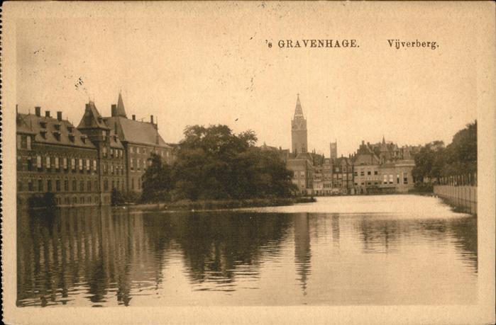 Gravenhage Vijverberg