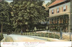 Nijmegen Villa Bronheuvel Ubbergen Kat. Nijmegen