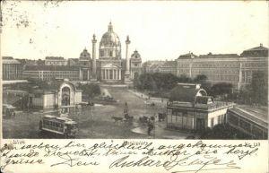 Wien Karlsplatz Kat. Wien