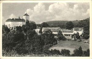 Gloggnitz Niederoesterreich Schloss Kranichberg Schlossgasthof / Gloggnitz /Niederoesterreich-Sued
