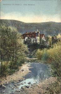 Reichenau Kaernten Villa Bellevue Kat. Reichenau