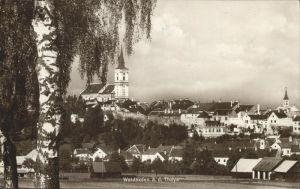 Waidhofen Thaya Stadt Kat. Waidhofen an der Thaya