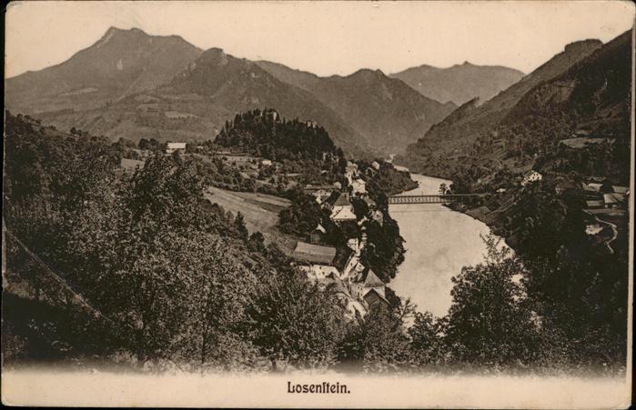 Losenstein  Kat. Losenstein 0