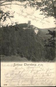 Scheiblingkirchen-Thernberg Schloss Thernberg / Scheiblingkirchen-Thernberg /Niederoesterreich-Sued