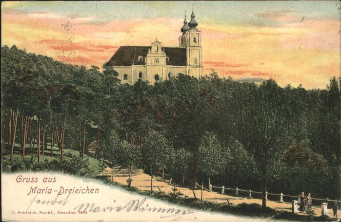 Maria Dreieichen  / Rosenburg-Mold /Waldviertel