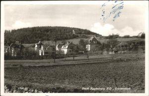 Eggenburg Niederoesterreich Gartenstadt / Eggenburg /Waldviertel