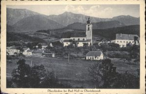 Bad Hall Oberoesterreich Pfarrkirchen / Bad Hall /Steyr-Kirchdorf