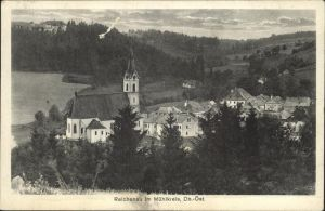 Reichenau Muehlkreis Kirche Kat. Reichenau im Muehlkreis
