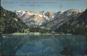 Duerrnberg Hallein Duerrn-See Au Seewiesen Aflenzer Starnzen / Hallein /Salzburg und Umgebung