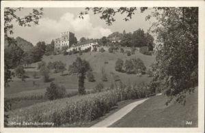 Deutschlandsberg Schloss Kat. Deutschlandsberg