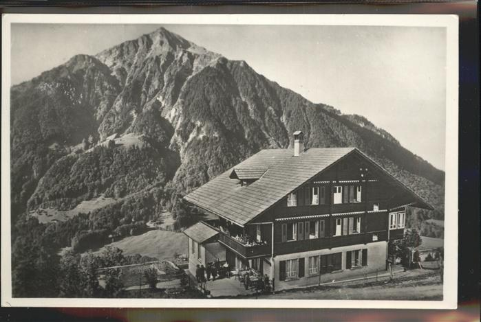 Hondrich Pension Sonnenheim Kat. Hondrich