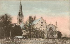 Llandaff Cardiff Cathedral Kat. Cardiff