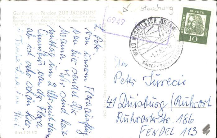 post wald-michelbach