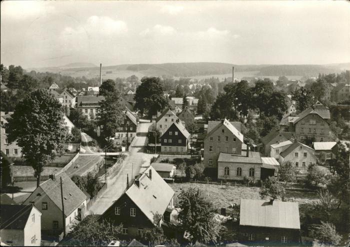 Cranzahl  / Sehmatal /Erzgebirgskreis LKR