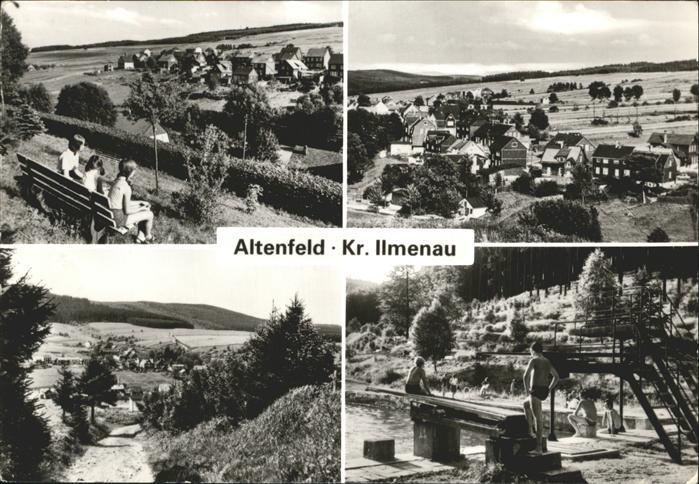 Altenfeld Thueringen  / Altenfeld /Ilm-Kreis LKR