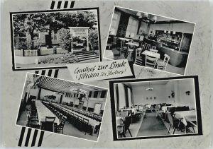 Klecken Gasthof z. Linde / Rosengarten /Harburg LKR