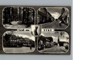 Syke  / Syke /Diepholz LKR
