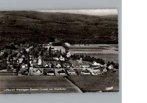 Wennigsen Deister Luftaufnahme / Wennigsen (Deister) /Region Hannover LKR