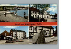 Wennigsen Deister Schwimmbad / Wennigsen (Deister) /Region Hannover LKR