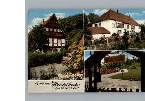 Heidelbeck  / Kalletal /Lippe LKR