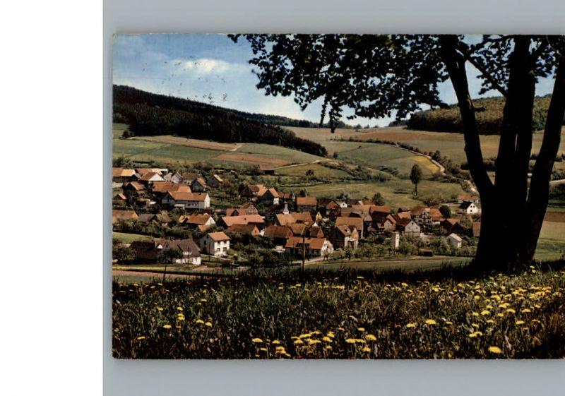 Wickersrode  / Hessisch Lichtenau /Werra-Meissner-Kreis LKR