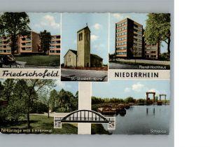 Friedrichsfeld Niederrhein  / Voerde (Niederrhein) /Wesel LKR