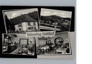 Heidelbeck Schlosstrug / Kalletal /Lippe LKR