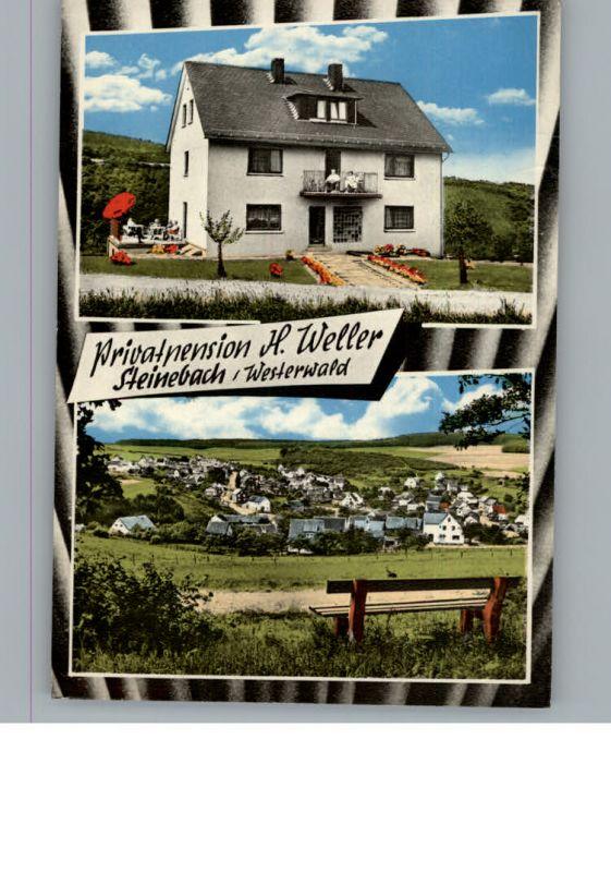Steinebach Sieg Pension Weller / Steinebach/ Sieg /Altenkirchen Westerwald LKR