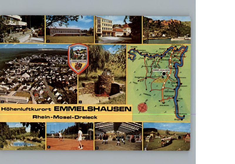 Emmelshausen  / Emmelshausen /Rhein-Hunsrueck-Kreis LKR