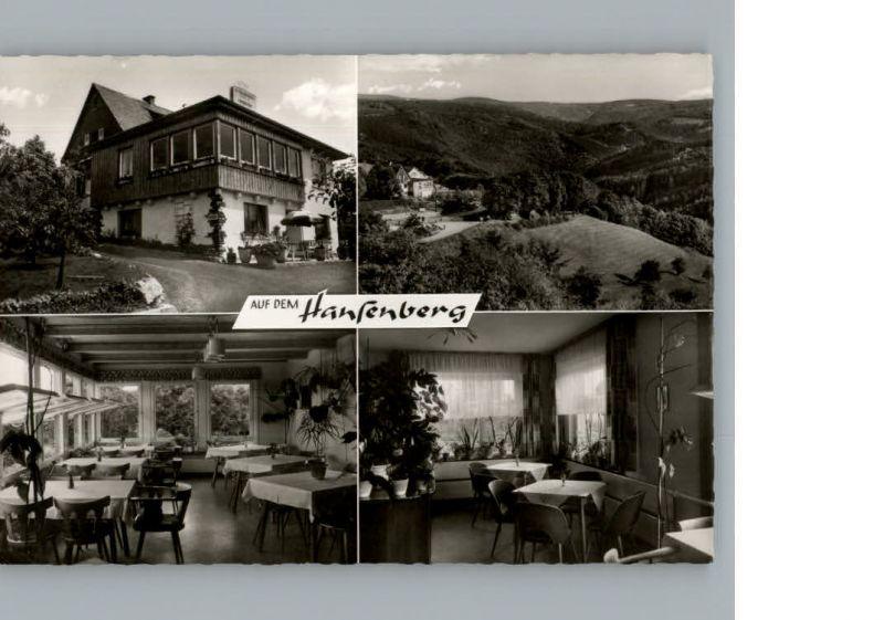 Espenschied Pension, Cafe Hansenberg / Lorch /Rheingau-Taunus-Kreis ...