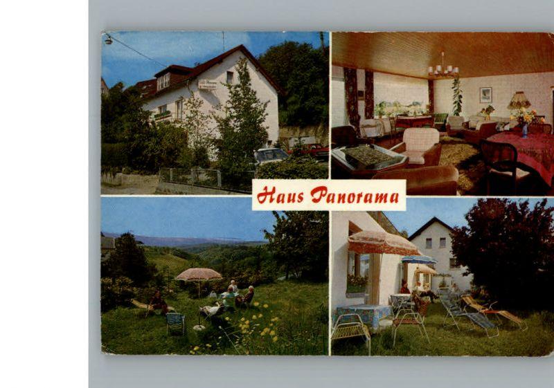 Espenschied Hotel Haus Panorama / Lorch /Rheingau-Taunus-Kreis LKR ...