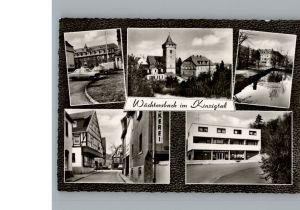 Waechtersbach  / Waechtersbach /Main-Kinzig-Kreis LKR