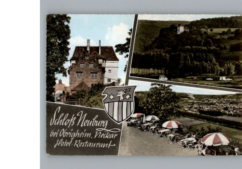 Hotel Restaurant Schloss Neuburg Obrigheim