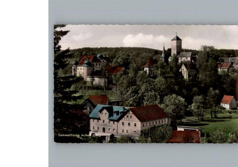 Aufsess  / Aufsess /Bayreuth LKR