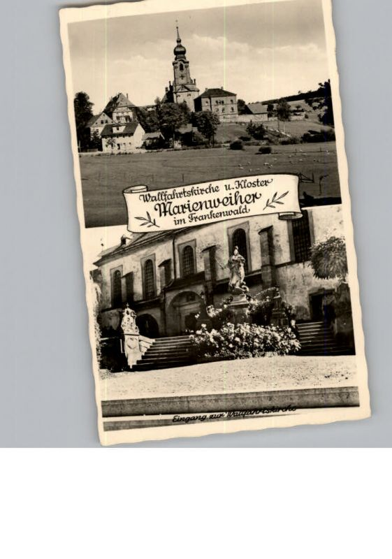 Marienweiher  / Marktleugast /Kulmbach LKR