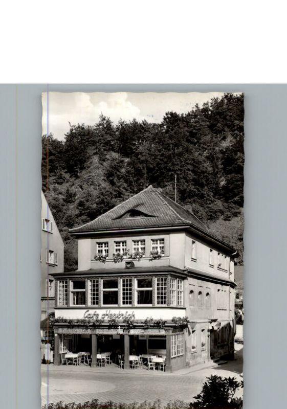 Bad Berneck Cafe