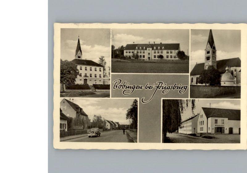 Bobingen  / Bobingen /Augsburg LKR