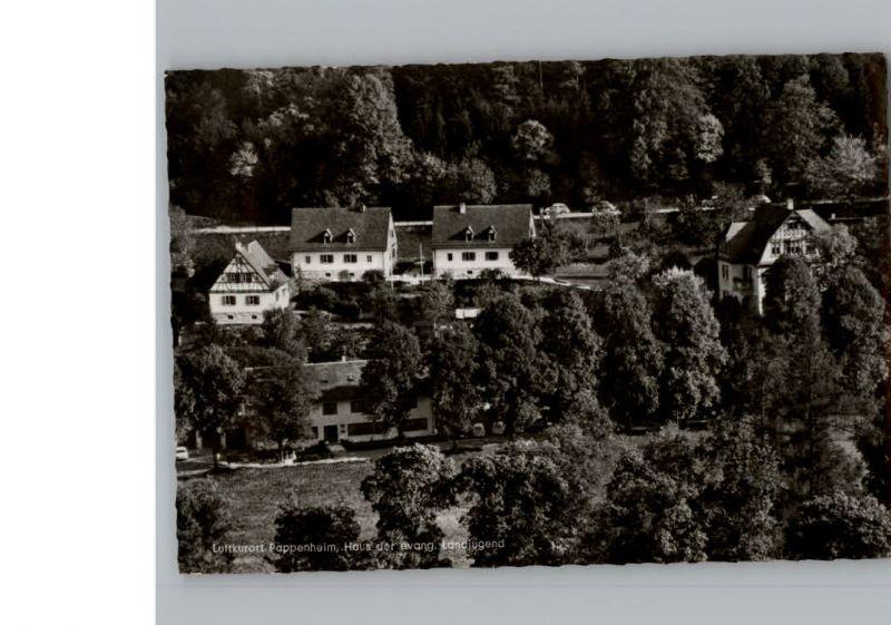 Pappenheim Mittelfranken  / Pappenheim /Weissenburg-Gunzenhausen LKR