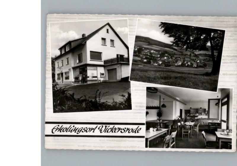 Wickersrode Cafe Zur Linde / Hessisch Lichtenau /Werra-Meissner-Kreis LKR