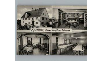 Holtheim Gasthof Zum weissen Hirsch / Lichtenau /Paderborn LKR