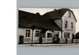 Diensdorf-Radlow Gaststaette Zur alten Fischerhuette / Diensdorf-Radlow /Oder-Spree LKR